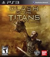 Clash of the Titans: The Videogame para PlayStation 3
