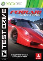 Test Drive: Ferrari Racing Legends para Xbox 360