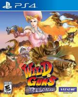 Wild Guns Reloaded para PlayStation 4