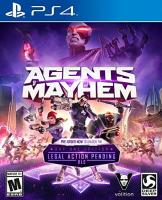 Agents of Mayhem para PlayStation 4