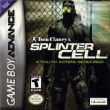 Splinter Cell para Game Boy Advance