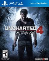 Uncharted 4: A Thief's End para PlayStation 4