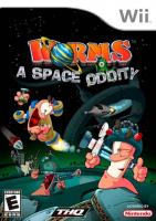 Worms: A Space Oddity para Wii