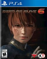 Dead or Alive 6 para PlayStation 4