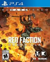 Red Faction: Guerrilla Re-Mars-tered para PlayStation 4