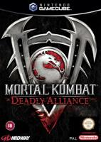 Mortal Kombat: Deadly Alliance para GameCube