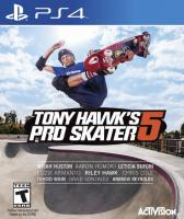 Tony Hawk's Pro Skater 5 para PlayStation 4
