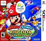 Mario & Sonic at the Rio 2016 Olympic Games para Nintendo 3DS