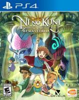 Ni no Kuni: Wrath of the White Witch Remastered para PlayStation 4
