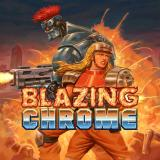Blazing Chrome para PlayStation 4