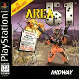 Area 51 para PlayStation