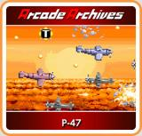 Arcade Archives: P-47 para Nintendo Switch