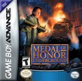 Medal of Honor Underground para Game Boy Advance
