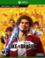 Yakuza: Like a Dragon para Xbox One