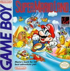 Super Mario Land para Game Boy