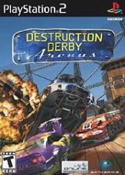Destruction Derby Arenas para PlayStation 2