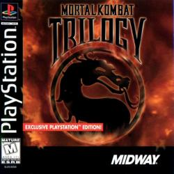 Mortal Kombat Trilogy para PlayStation