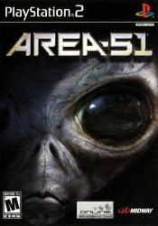 Area 51 para PlayStation 2