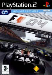 Formula One 2004 para PlayStation 2