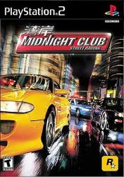 Midnight Club: Street Racing para PlayStation 2