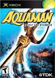 Aquaman: Battle for Atlantis para Xbox