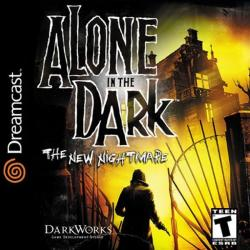 Alone in the Dark: The New Nightmare para Dreamcast