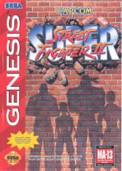 Super Street Fighter II para Mega Drive
