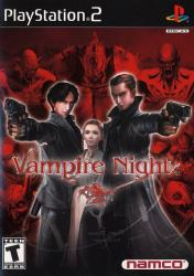 Vampire Night para PlayStation 2