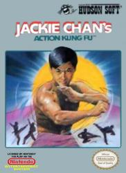 Jackie Chan's Action Kung Fu para NES