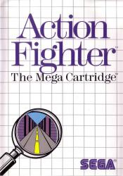 Action Fighter para Master System