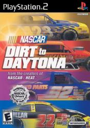 NASCAR: Dirt to Daytona para PlayStation 2