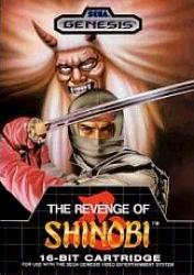 The Revenge of Shinobi para Mega Drive