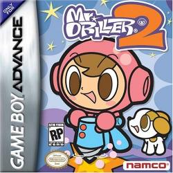 Mr. Driller 2 para Game Boy Advance