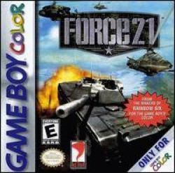 Force 21 para Game Boy Color