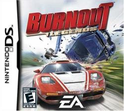 Burnout Legends para Nintendo DS