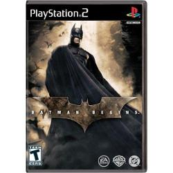 Batman Begins para PlayStation 2