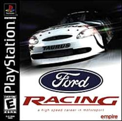 Ford Racing para PlayStation