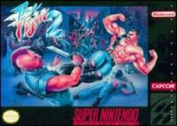 Final Fight 2 para Super Nintendo