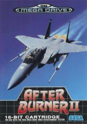 After Burner II para Mega Drive