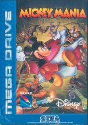 Mickey Mania: The Timeless Adventures of Mickey Mouse para Mega Drive