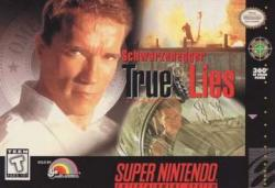 True Lies para Super Nintendo