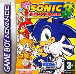 Sonic Advance 3 para Game Boy Advance
