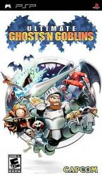 Ultimate Ghosts 'n Goblins para PSP