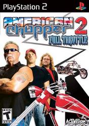 American Chopper 2: Full Throttle para PlayStation 2