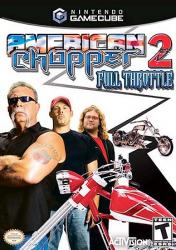 American Chopper 2: Full Throttle para GameCube