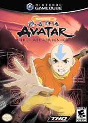 Avatar: The Last Airbender para GameCube