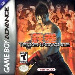 Tekken Advance para Game Boy Advance
