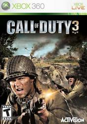 Call of Duty 3 para Xbox 360