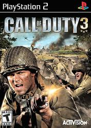 Call of Duty 3 para PlayStation 2