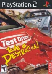 Test Drive: Eve of Destruction para PlayStation 2
